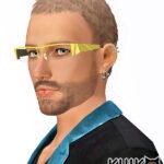 Sharp Edge  (Glasses)