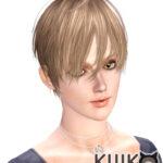 Straight Short Hair (for Female)