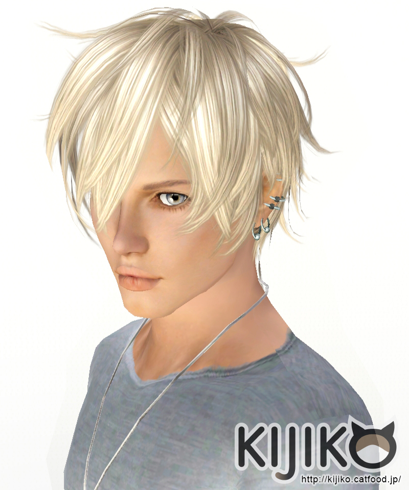 Bed Hair For Male Kijiko
