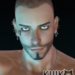 Ear and Facial Piercings (for Male)