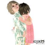 Kijiko Hair for Kids (Child & Toddler)
