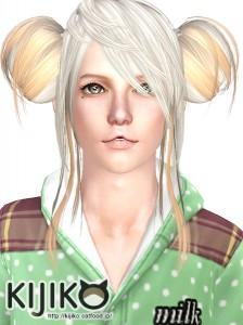 """服がかわいければなんとかなるか!?服補正を期待するも、声がどう頑張っても男なのでやや萎える。<br /> パーカー:<a href=""""http://mink777664.blog.fc2.com/"""" target=""""_blank"""">Sparkle Sims</a>さん 配色がステキなのでまんま使用させて頂きました。"""