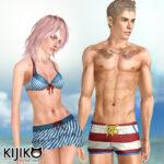 Swimwear (Clothing for Female & Male)