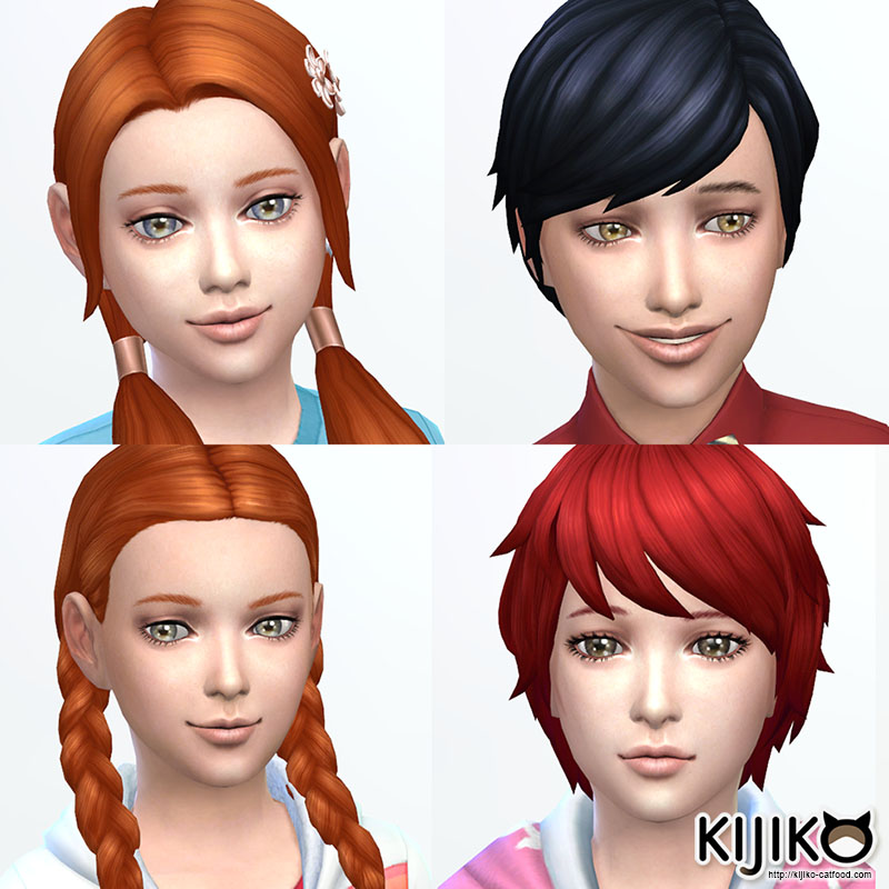 Eyebrow Texture Overhaul Kijiko