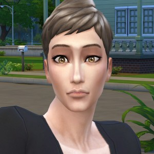 近所を歩く隣人に話しかけたら、急に罵倒されてこの顔。<br /> まつ毛が濃いとよりおもろい顔になりますね。<br /> それより挨拶代わりに罵倒してくる隣人に恐怖を覚えます。