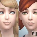 3D Lashes for Kids