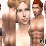 Skin Tones Glow Edition and Skin Texture Overhaul