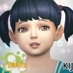 3D Lashes Version2 for Kids