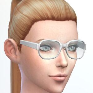Hm...This glasses looks OK.