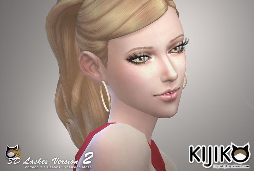 3D Lashes Version2 \u2013 Kijiko