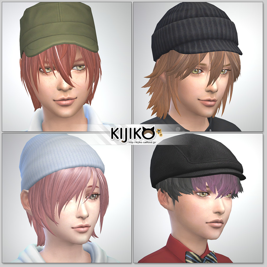 Kijiko Hair For Kids Vol 1 Kijiko