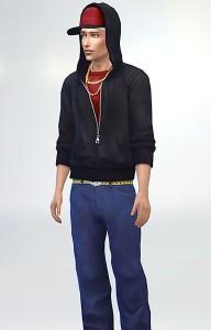 ベースゲームの全身カテゴリにある服です。