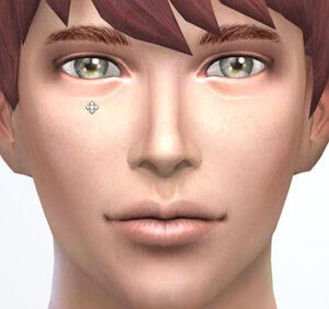 下瞼の開き具合とカーブの形状です。操作は上瞼と同じです。