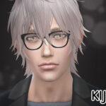 Semi-Square Eyeglasses