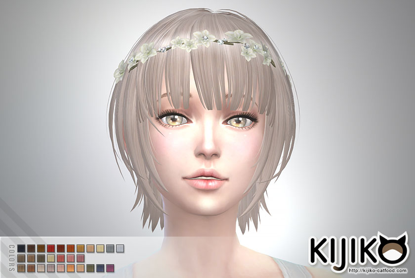 Bob with Straight Bangs – Kijiko