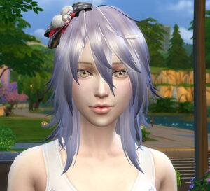 ガルマ的紫髪。思ったより淡くなるな~。上手くいったかどうかなんてどうでもいいじゃない。楽しければ。