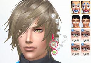 Eye colors can be found in Make up category. こちらのアイカラーはメイクアップカテゴリーにあります。