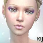 Colored Eyelashes