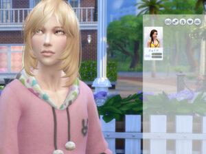 男の娘エミルは、Get Togetherで追加されたシム、ジェイドさんと何やらあった模様。