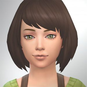 For now,children's skin is only facial overlay. Body textures are not changed.