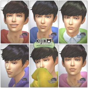 Matsu Hair Colors