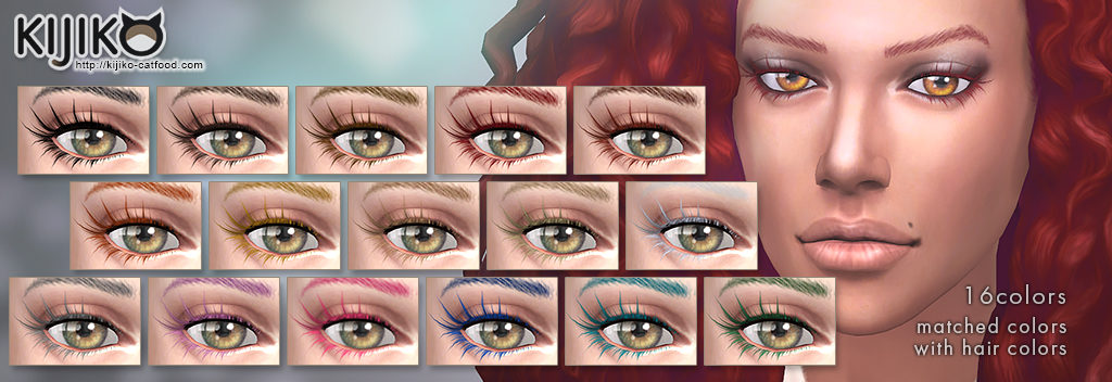 3D Lashes Update : July 5th 2019 Kijiko