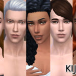 Skin Tones Maxis Match Edition